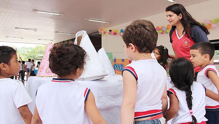 Escola de Aplicação da UFPA abre vagas para Educação Infantil
