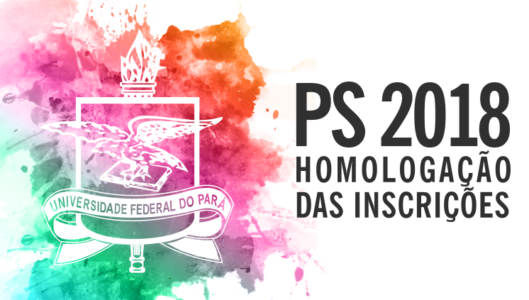 CEPS divulga a homologação das inscrições do PS 2018