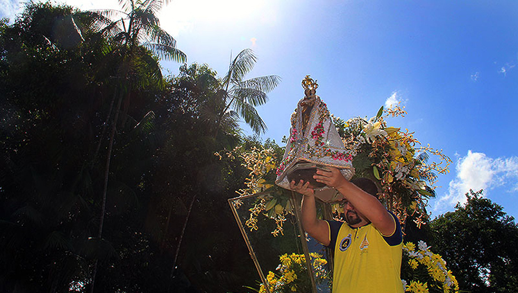 Círio de Nossa Senhora de Nazaré será realizado na UFPA pela nona vez