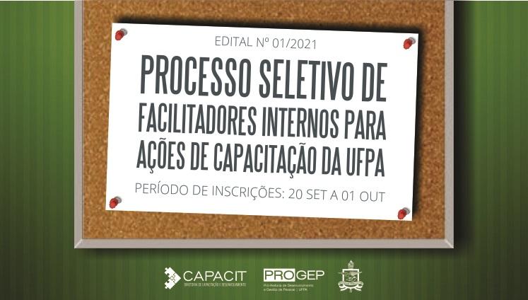 Capacit abre processo seletivo para captação de facilitadores para ações de capacitação