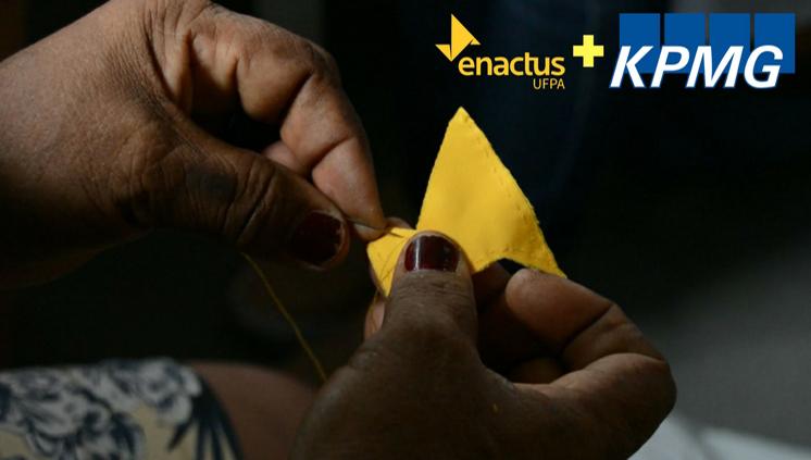 Projeto do Time Enactus UFPA é semifinalista de premiação nacional