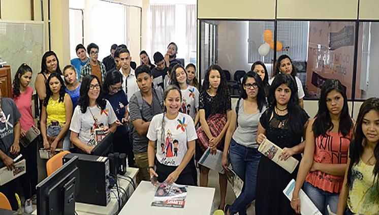 Faculdade de Comunicação inicia parceria com o Tribunal Regional do Trabalho