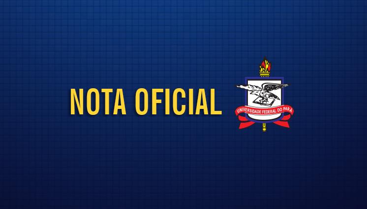 UFPA divulga nota oficial referente à divulgação do resultado do PS 2019
