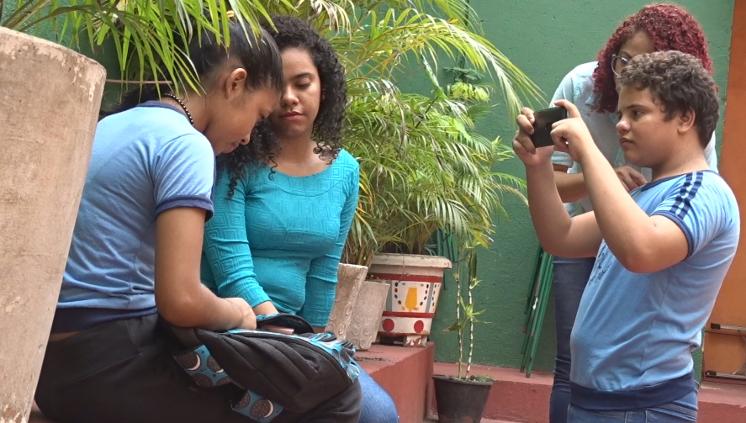 Projeto Cineclube TRT8 & UFPA incentiva produção audiovisual em escola pública