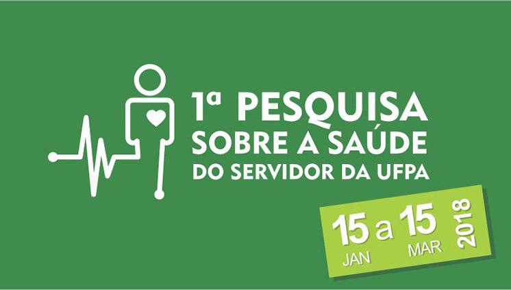 Já está disponível 1ª Pesquisa Sobre a Saúde do Servidor, que vai traçar perfil epidemiológico