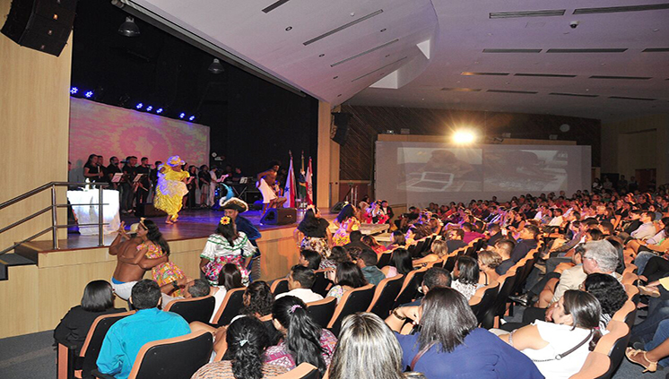 UFPA comemora oito anos do Parfor com mostra dos cursos de artes