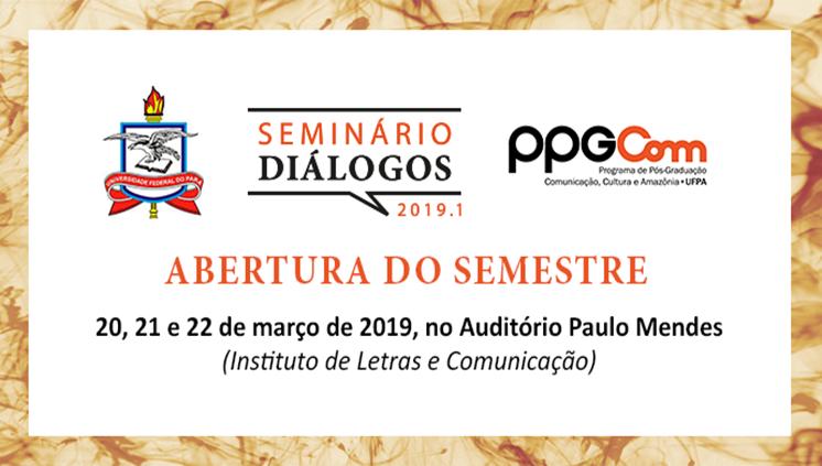 Programação especial do PPGCOM marca abertura do semestre letivo e a primeira turma de Doutorado