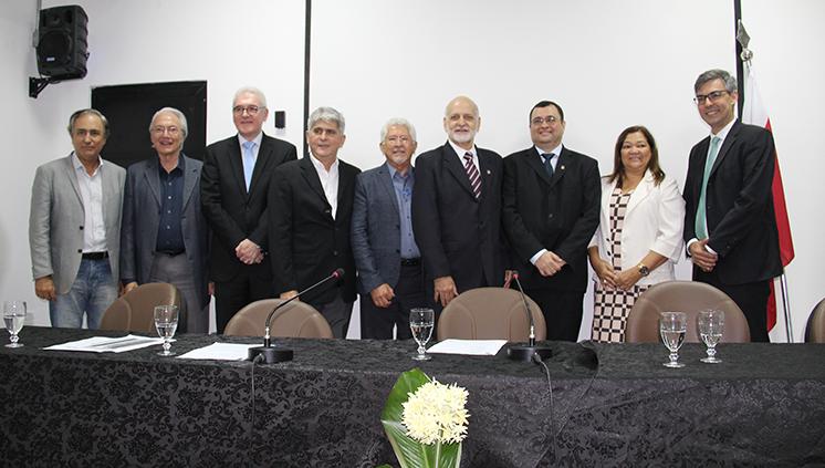 Cerimônia de posse marca transição de diretoria da Fundação de Ciência e Tecnologia Guamá