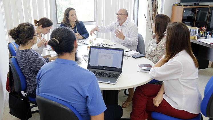 Prointer participa de reuniões com várias delegações estrangeiras