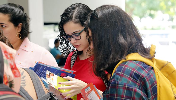 Study in Europe Road Show em Belém: Estudantes conhecem oportunidades de estudo na Europa