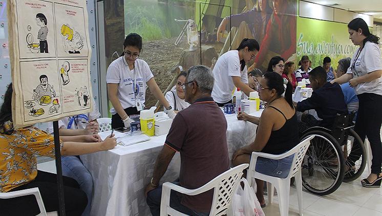 Hospital Universitário Barros Barreto faz nova campanha para pacientes diabéticos