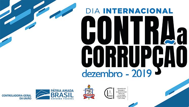 UFPA recebe evento em alusão ao Dia Internacional contra a Corrupção