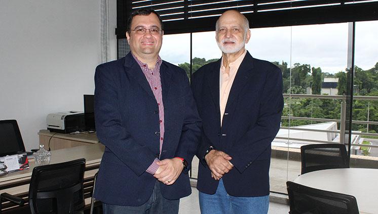 Nova Diretoria Executiva assume a Fundação de Ciência e Tecnologia Guamá
