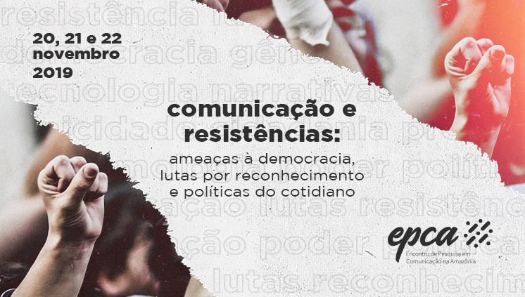 Está aberto o período de submissão de trabalhos para o Encontro de Pesquisa em Comunicação na Amazônia