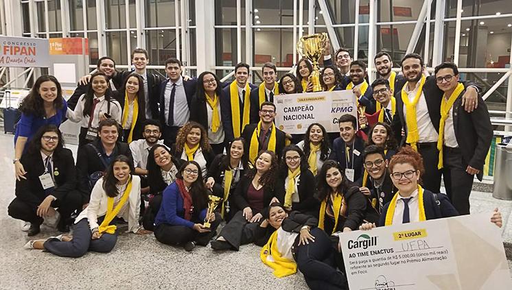 Alunos da UFPA representam o Brasil em competição mundial no Vale do Silício (EUA)