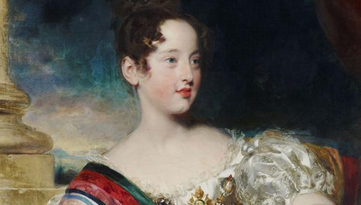 Exposição apresenta D. Maria II: princesa do Grão Pará e rainha de Portugal