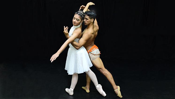 Teatro Universitário Cláudio Barradas recebe espetáculo