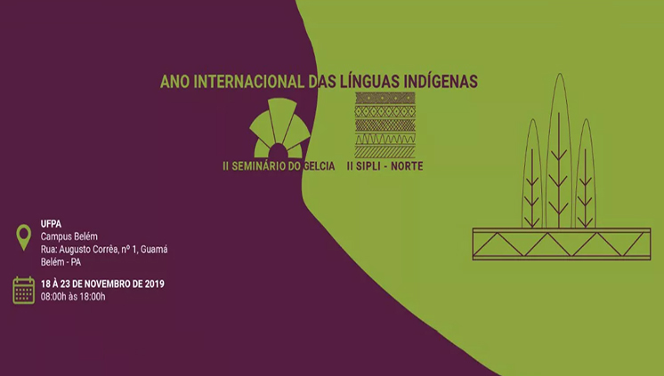 Eventos sobre línguas e culturas indígenas estão com período de submissão de trabalhos aberto