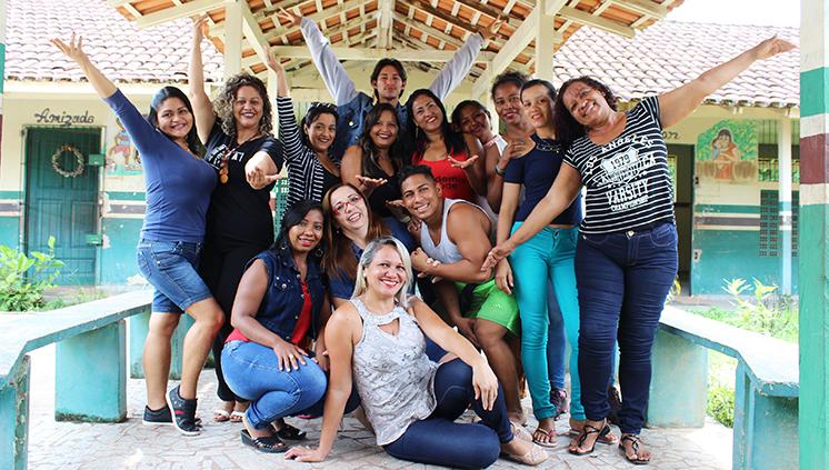 Curso de Dança do Parfor UFPA oferece formação em Artes no município de Moju