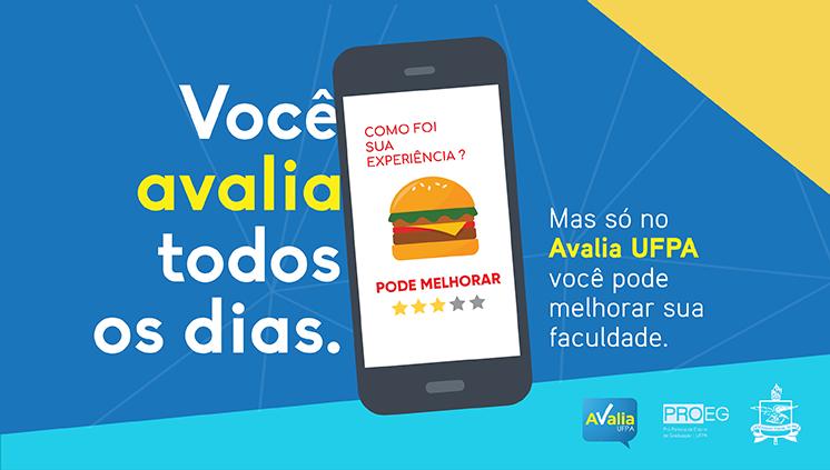 """Novo período de avaliação institucional do Programa """"Avalia! UFPA"""" começa no dia 23 de julho"""