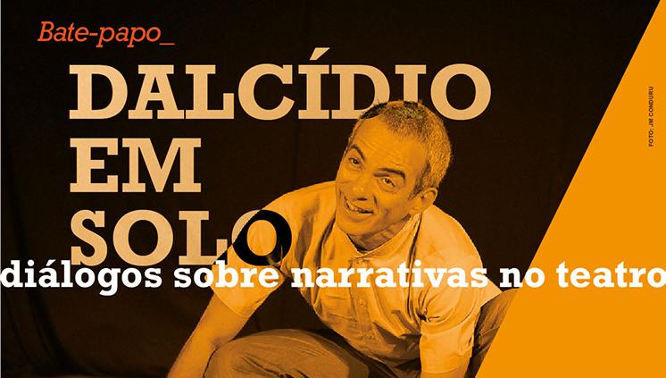 """Narramazônia discute """"Solo de Marajó"""" com ator e diretor do espetáculo"""