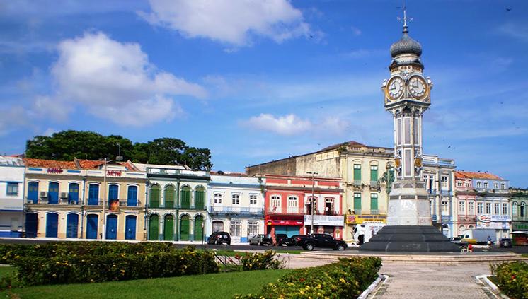 Projeto promove trilhas literárias pelas ruas de Belém