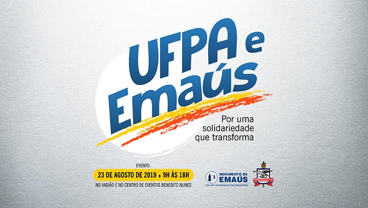 UFPA promove evento solidário em apoio à República de Emaús