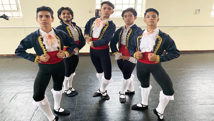 Don Quixote ganha versão em balé clássico encenada por alunos da Escola de Teatro e Dança