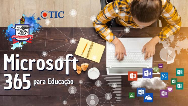 CTIC divulga orientações sobre a plataforma Microsoft 365