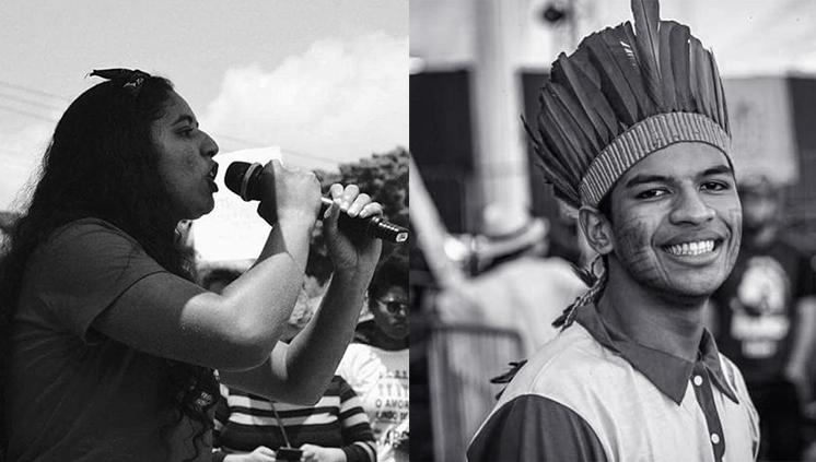 Representatividade importa: estudantes quilombola e indígena agora coordenam o DCE da UFPA