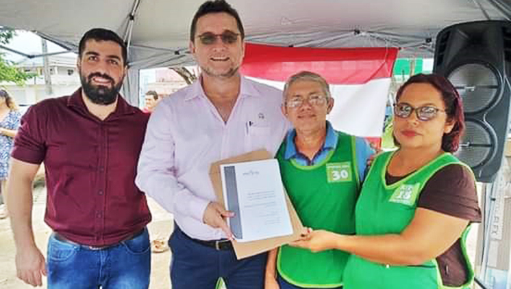 Proex promove certificação de produtores da Feira da Agricultura Familiar