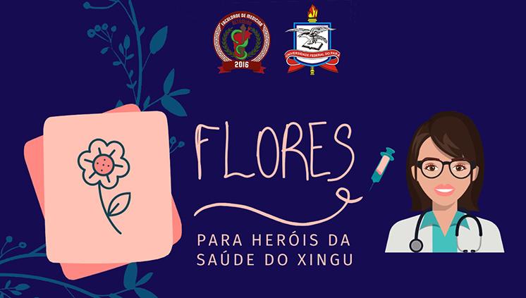 Projeto do Campus Altamira homenageia profissionais de saúde da região do Xingu