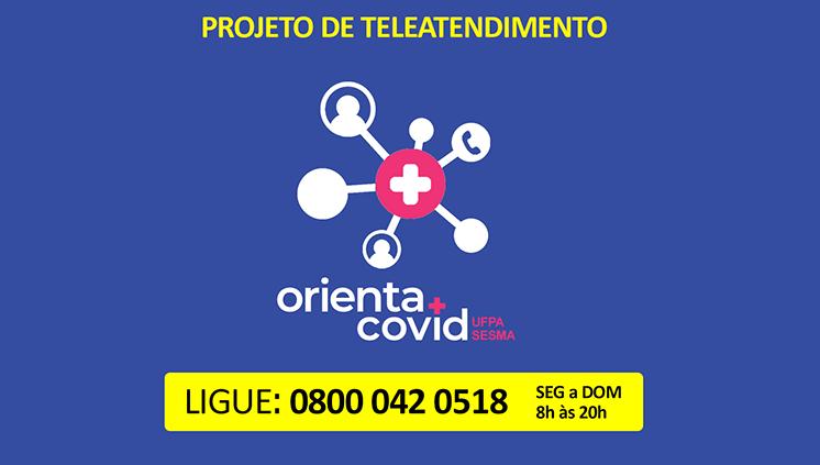 Campus Altamira integra projeto de teleatendimento para orientações acerca da Covid-19