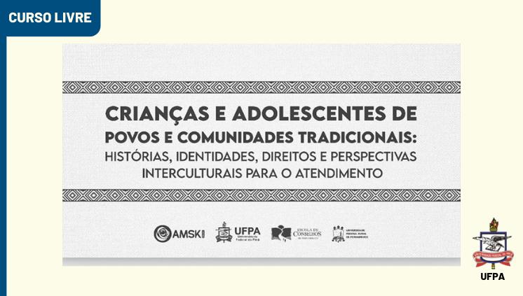 Parceria interinstitucional promove a capacitação de profissionais para o atendimento das demandas de comunidades tradicionais
