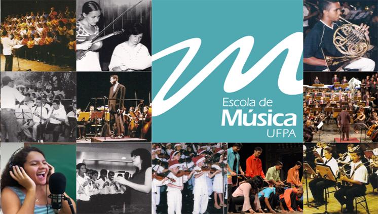 Escola de Música da UFPA inicia inscrições para cursos técnicos em Instrumento Musical e Canto