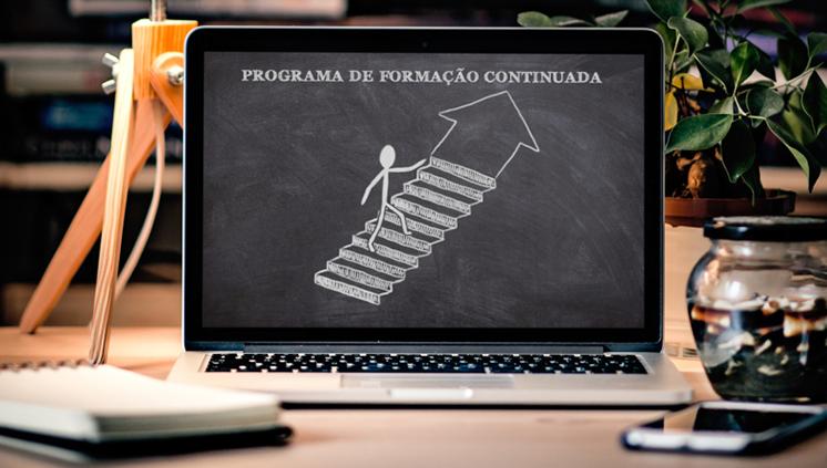 Inscrições abertas para cursos de agosto do Programa de Formação Continuada