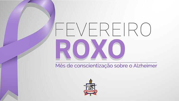 Fevereiro Roxo alzheimer portal