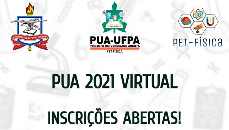 PUA ONLINE 2021