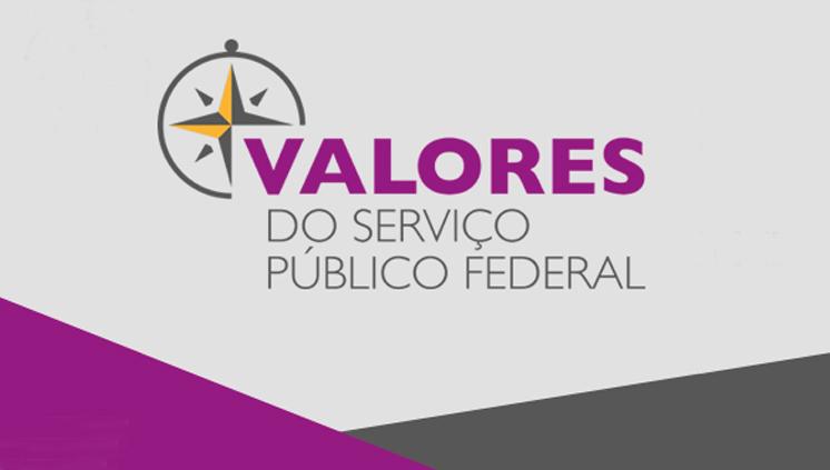 Controladoria-Geral da União anuncia os Valores do Serviço Público Federal
