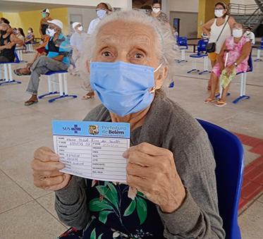 Vacinação idosos 2021 02 03