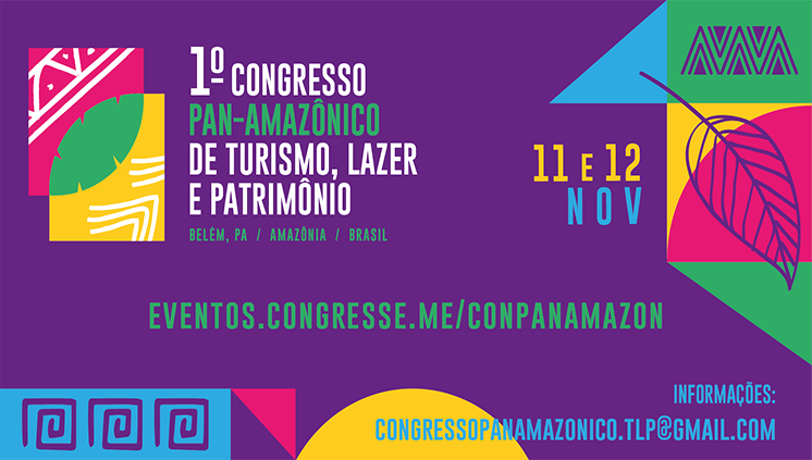 congresso turismo pan amazônico