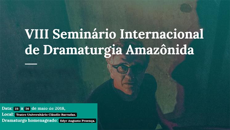 Seminário internacional dramaturgia