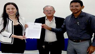 TRANSPARÊNCIA SPU repassa documentos das terras para Prefeitura de Serra do Navio