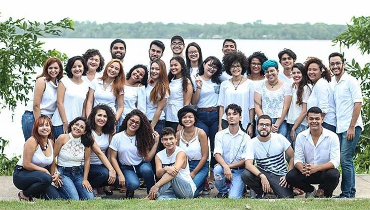 Coro universitário da UFPA participa de programação natalina pela cidade