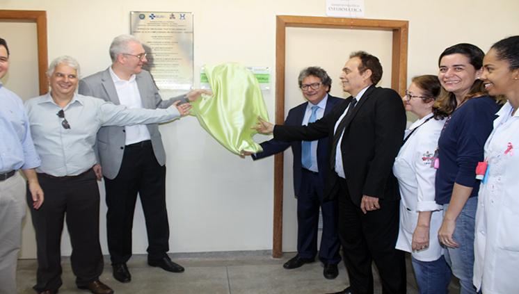 Complexo hospitalar da UFPA inaugura bloco cirúrgico e recepção de duas especialidades