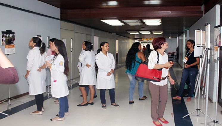 II Mostra do Complexo Hospitalar reúne 123 trabalhos nas áreas tripé da UFPA