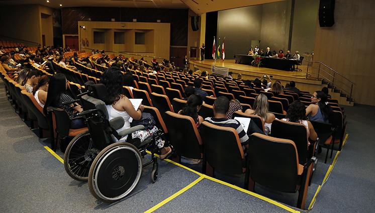 Seminário Nacional debate questões de acessibilidade, inclusão e tecnologia