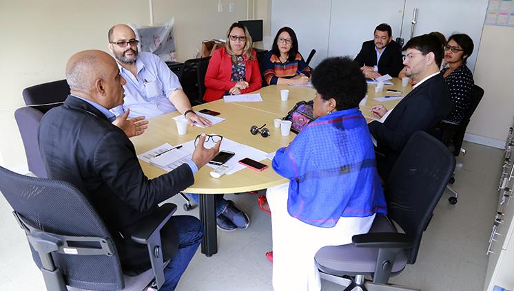 Consultor do MEC visita UFPA e faz avaliação positiva das políticas afirmativas na Universidade