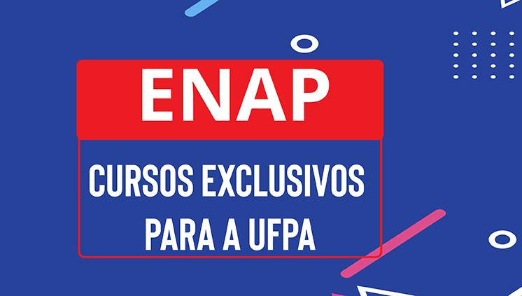 Inscrições abertas para o Curso Gestão de Materiais ofertado pela ENAP em parceria com a UFPA