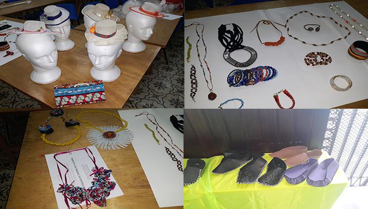 Exposição apresenta resultados de trabalhos confeccionados por alunos do Curso Técnico em Figurino Cênico da ETDUFPA